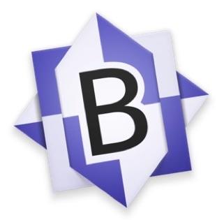 BBEdit icon.