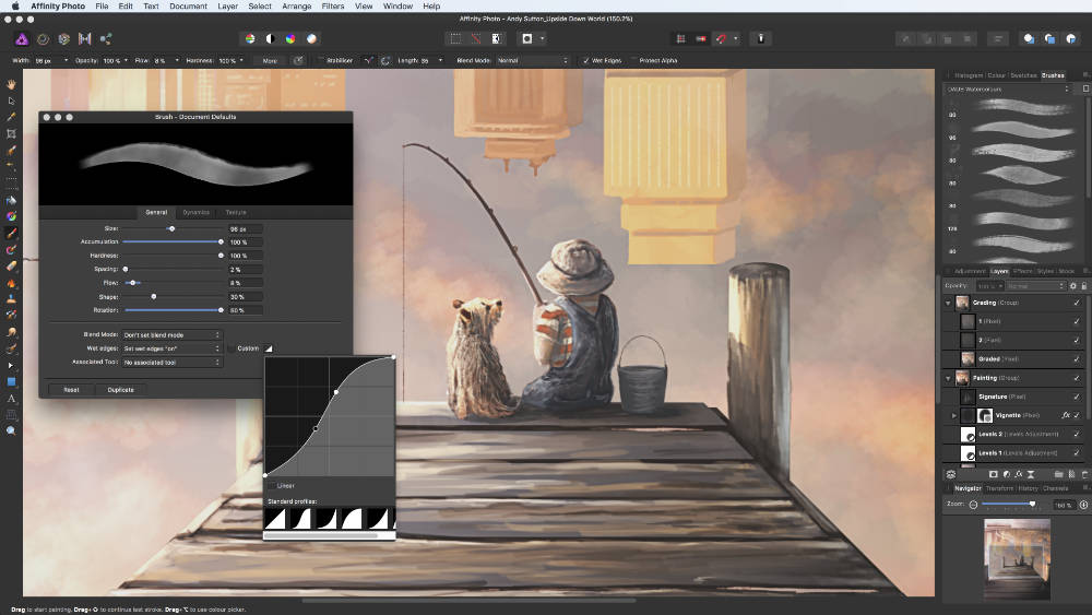 Affinity Designer for the Mac