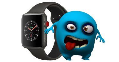 Apple Watch bug