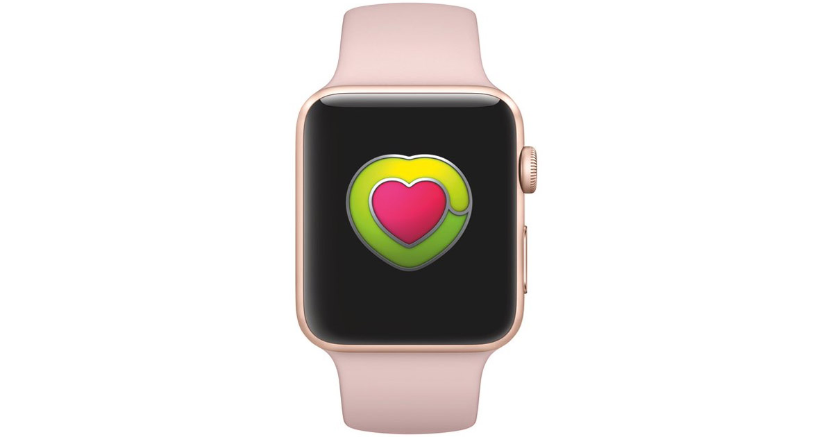 The Heart Month Challenge on Apple Watch