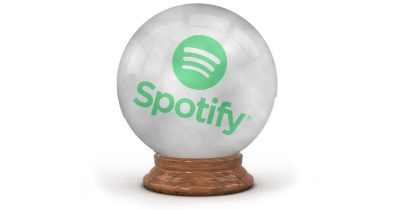 The Spotify Crystal Ball