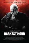 darkest hour movie poster, one of the 2018 oscar nominees