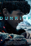 dunkirk movie poster, one of the 2018 oscar nominees