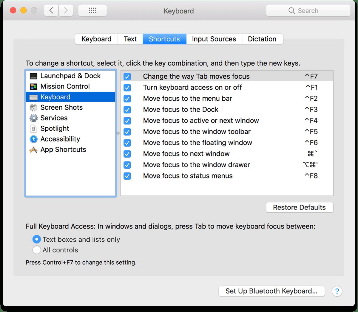 how to turn on the on screen keyboard on mac