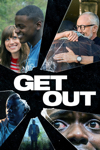 get out movie poster, one of the 2018 oscar nominees