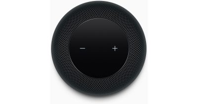 HomePod, the Top