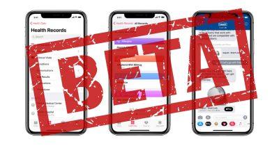 iOS 11.3 beta on iPhone