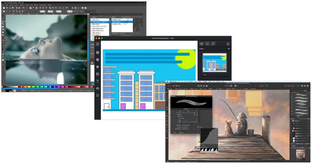 4 Mac Alternatives To Adobe Illustrator For Vector Graphic Design The Mac Observer