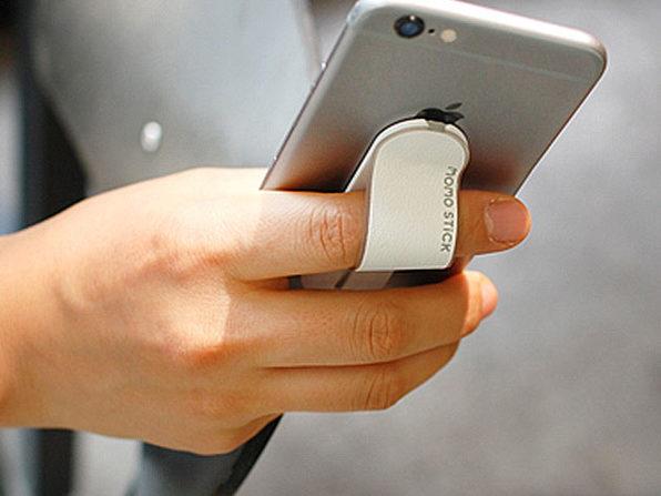 Momo Stick Phone Grip: $8