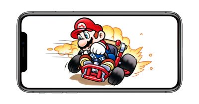 Mario Kart Tour on iPhone