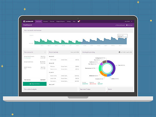Take Greater Control Over Your Budget with a PocketSmith Subscription: $49.95