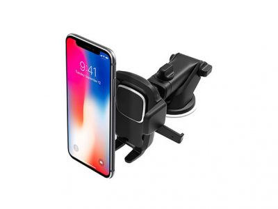 Qi Wireless Fast Charging Car Charger