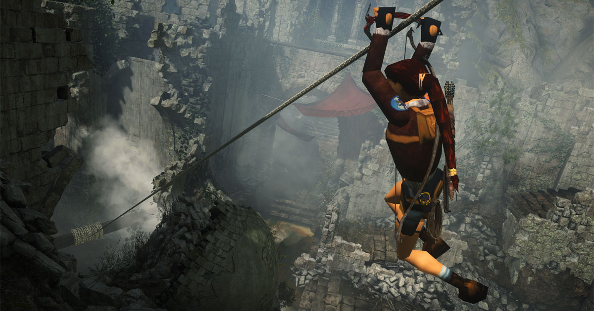 Feral Interactive Bringing Rise of the Tomb Raider to Mac, Will Include All Downloadable Content