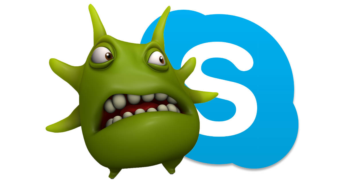 Skype security bug
