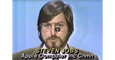 1981 Steve Jobs interview on Nightline