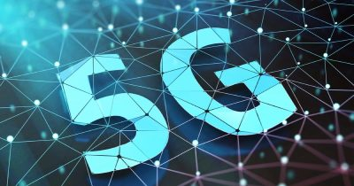 5G graphic (mesh)