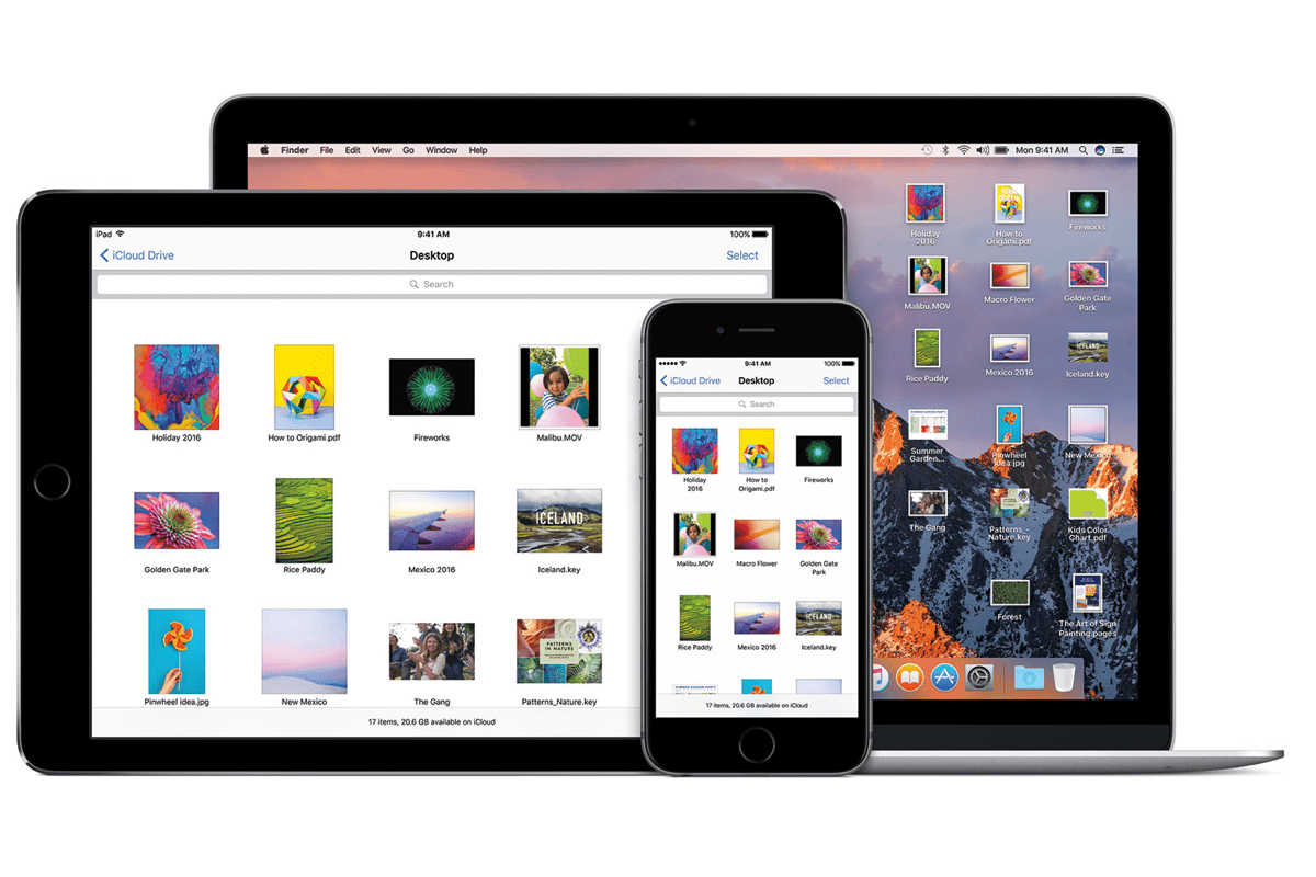 Image of Apple devices, some of which could get updated at WWDC18.