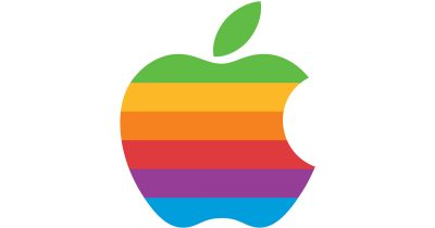 6-Color Apple Logo