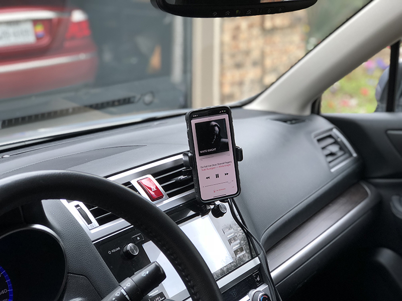 It comes closest to being my perfect car mount... at least so far...