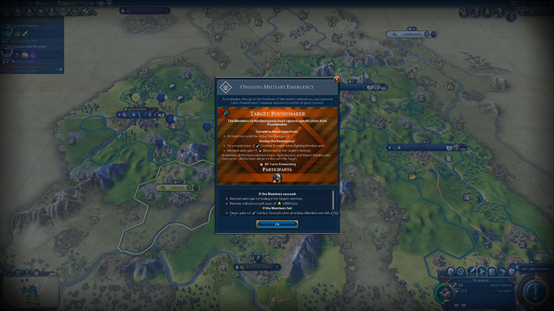 Civilization VI: Rise & Fall Expansion Adds Golden Ages, Dark Ages, Loyalty, More