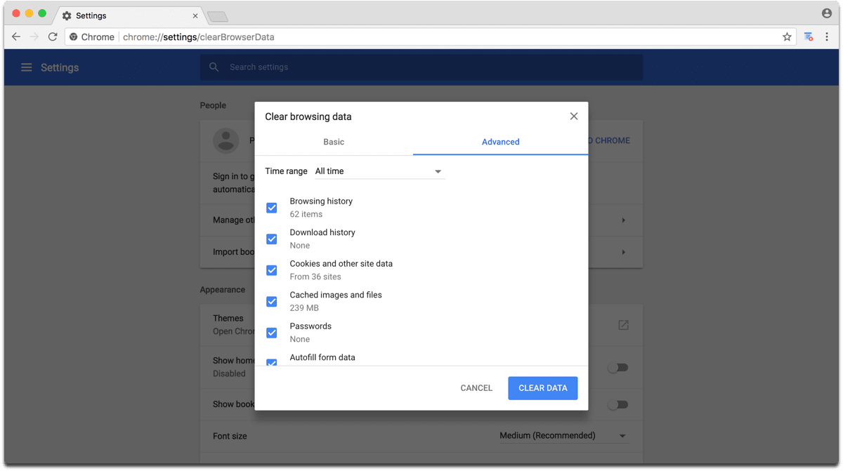 Delete Facebook content in bulk. Clearing Chrome's cache may fix the extension.