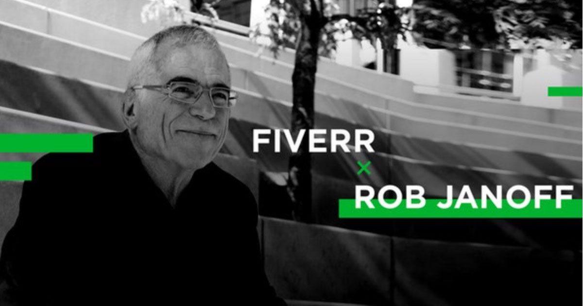 Rob Janoff Fiverr Event