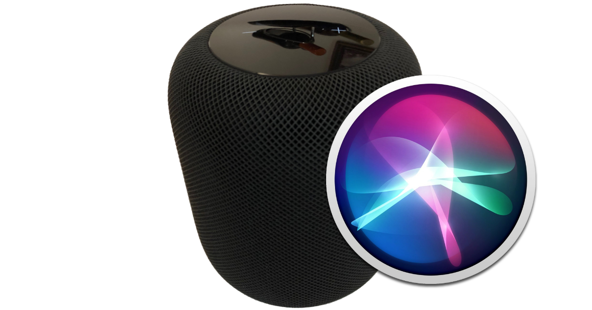 HomePod with Siri