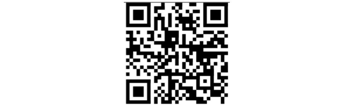 Example QR code that you can scan with the built-in iPhone QR reader.