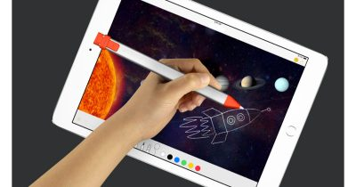 Logitech Crayon stylus for iPad