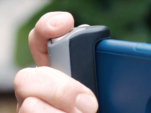 ShutterGrip Puts a Handle on Your iPhone for Taking Photos: $29.99