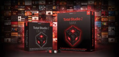 Total Studio 2 Max and Total Studio 2 Deluxe