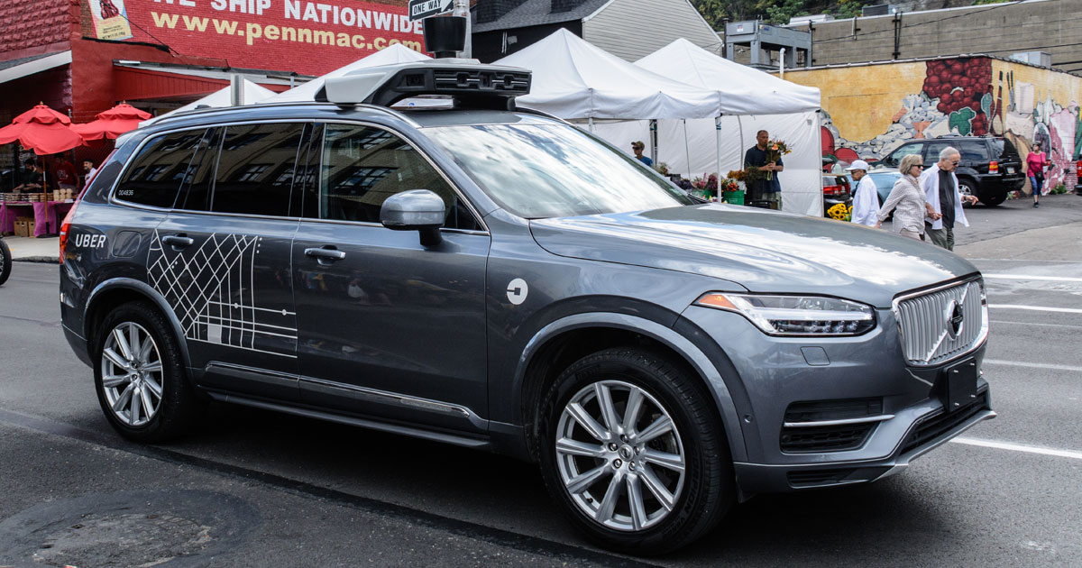 Uber Lays Off 'Safety Drivers' for Autonomous Testing in Pittsburgh, Rejiggers Program