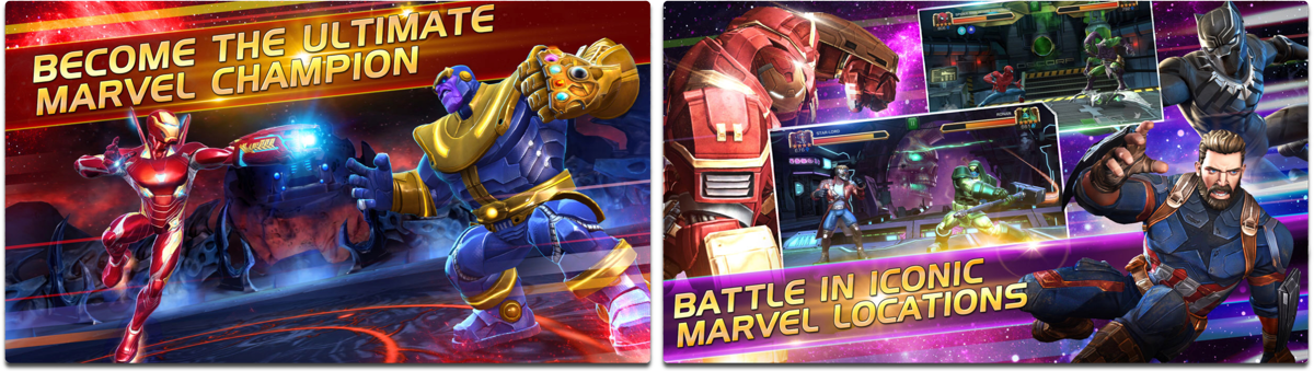 Avengers Infinity War is here, so go see it in theaters. There are also plenty of Marvel iOS games to get in the spirit.
