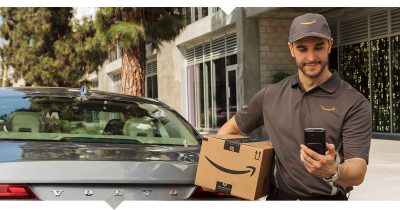 Amazon Key deliveries for cars