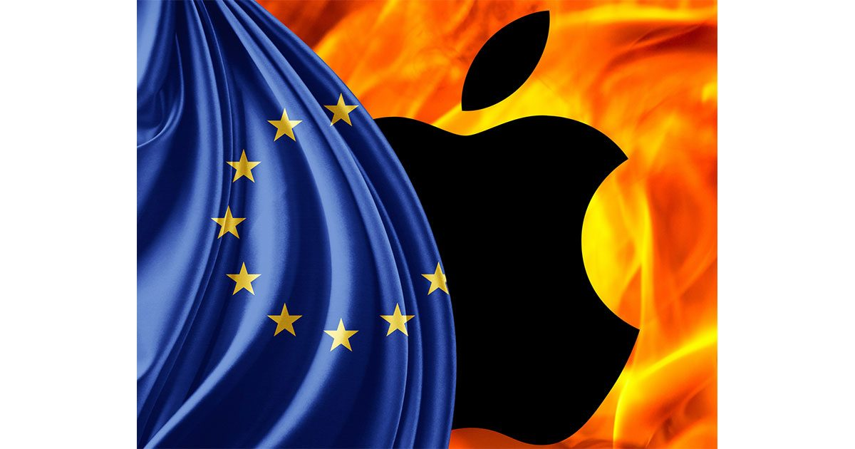 Apple, the European Union, and Fire