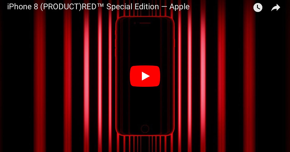 Iphone  Special Edition Red