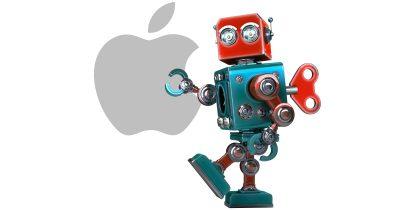 Apple robot