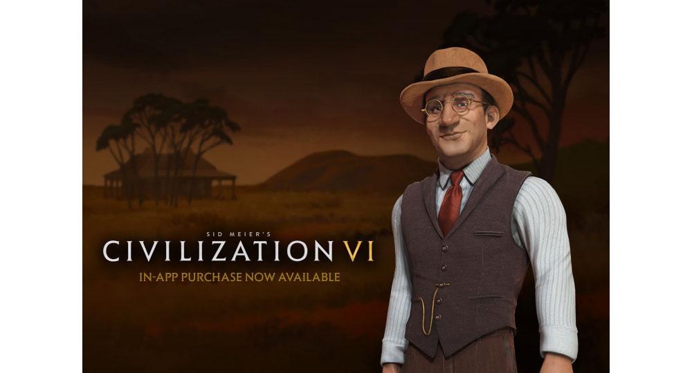 Australia Expansion Comes to Civilization VI on iPad