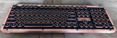 Azio Retro Classic BT Keyboard