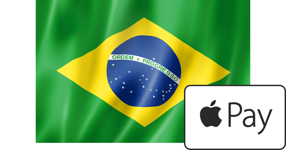 Apple Pay in Brazil