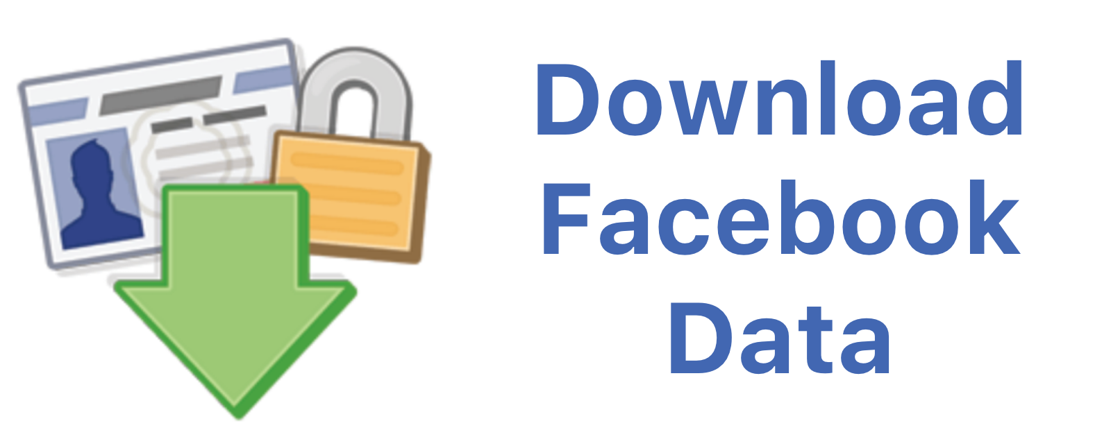 Here's How You Can Download Facebook Data From Your Profile