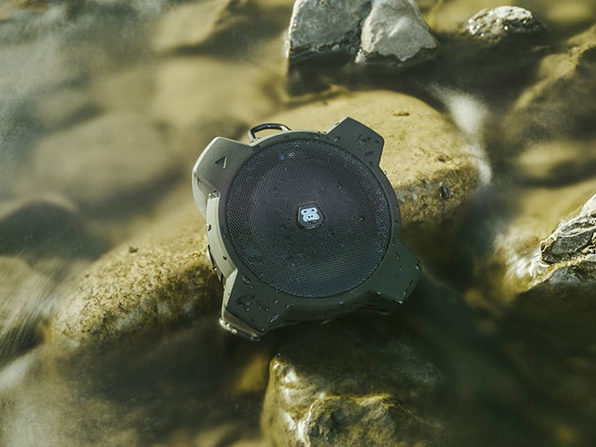 G-DROP Adventure Ready Submersible Bluetooth Speaker: $35