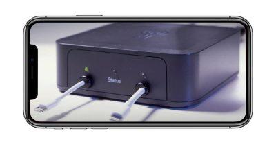iPhone X with GrayKey password hacker