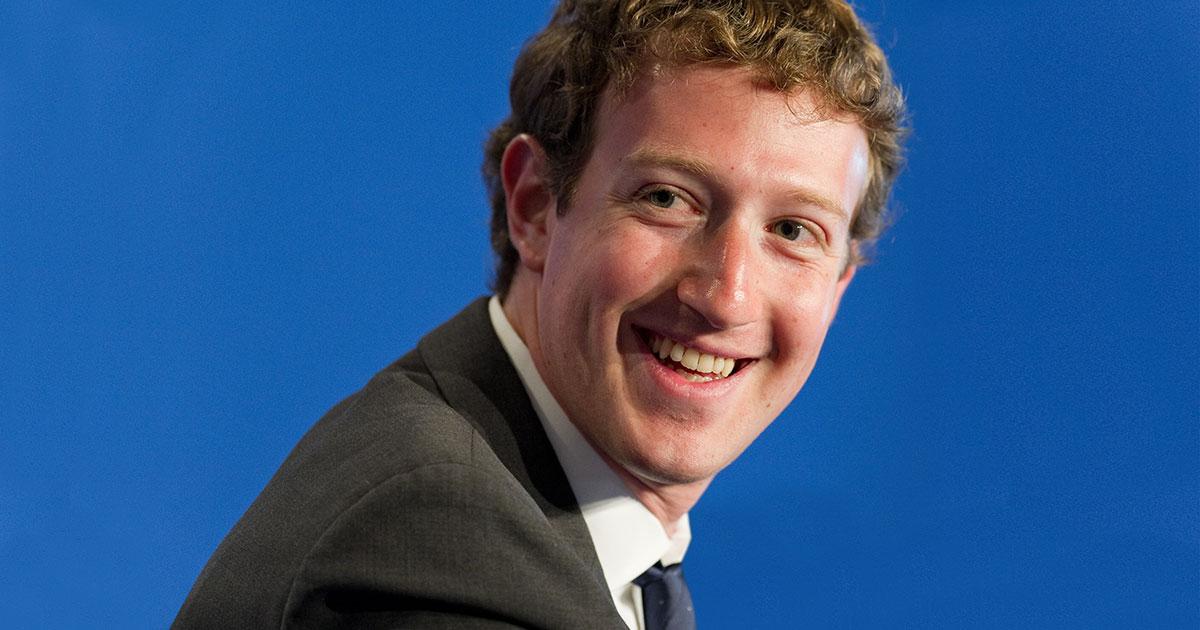 Mark Zuckerberg Talks Privacy and Encryption with Harvard Law Society