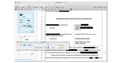 PDFpen 10 and PDFpen Pro 10 for the Mac