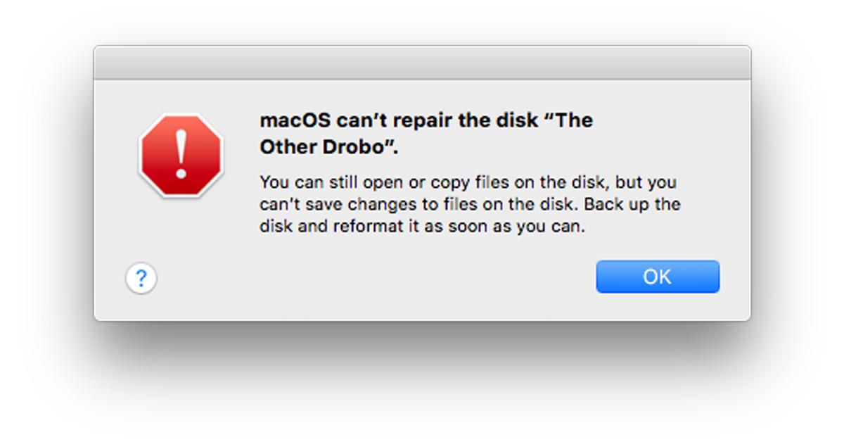 Three Ways to Fix Mac Hard Disk Failures - The Mac Observer