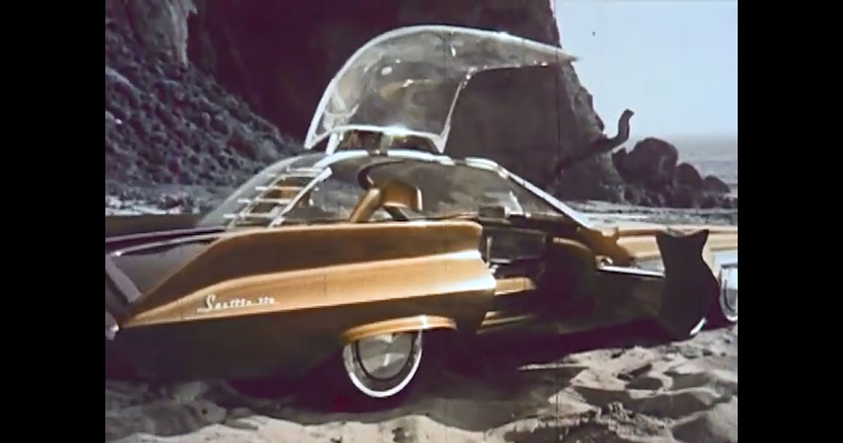 Ford Concept Car from 1967
