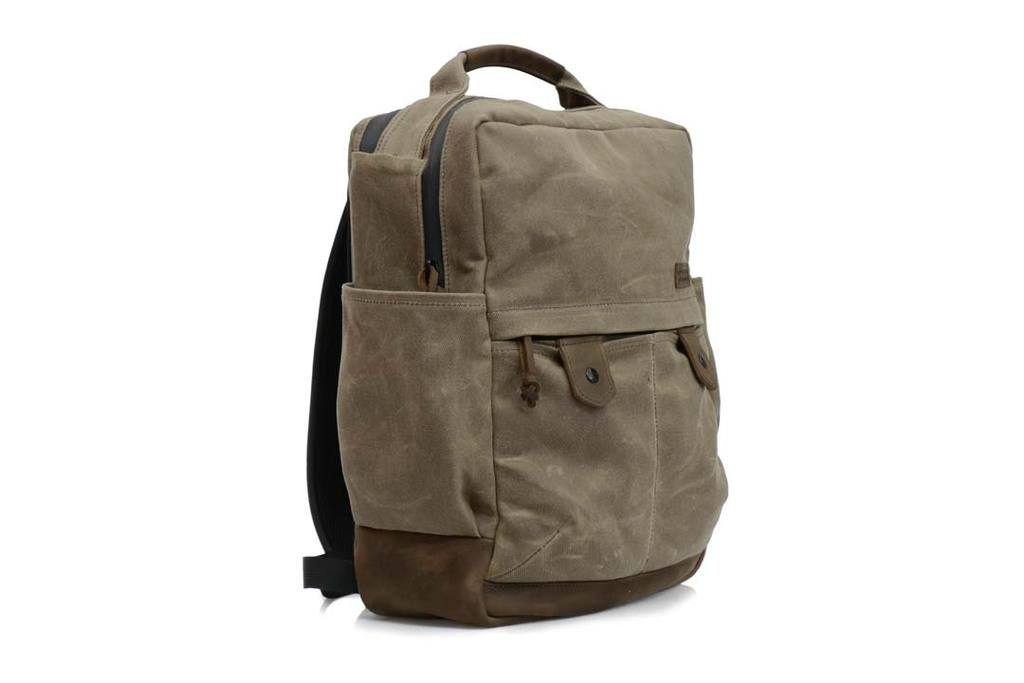 Waterfield Designs' Bolt backpack is a beautiful, premium backpack that's also big enough for a weekend away from home.