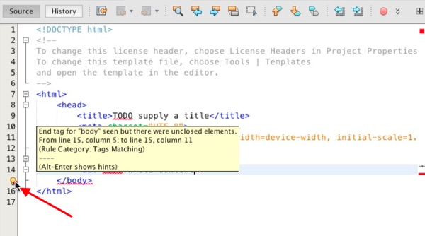 How to Install NetBeans to Write and Debug HTML on Your Mac for Free