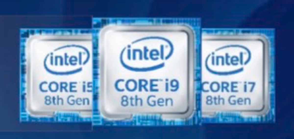 Intel's 9th Generation Chips Confront Moore's Law